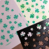 Stencil - Clovers! image