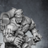 Orc Kommando Ork Blitz time to fight image