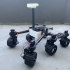 Remote Control MARS Rover (Arduino based) image