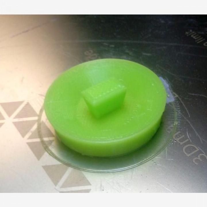 Bath plug 43mm