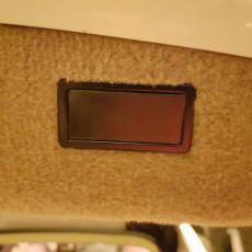 Porsche Cayenne rear tailgate door button  7L5959520