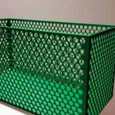 Perforated Box