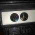 Accessory gauges bezel for 4-eyed Mustang image