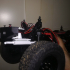ECX Barrage muffler mount image