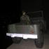 Sawback rear bumper image