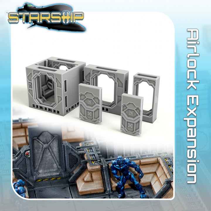 Airlock Expansion