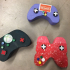 3D4KIDS exercise: Individual buttons for Model Games Controller image