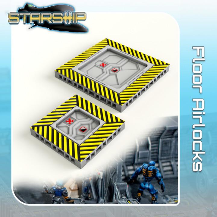 Floor Airlocks