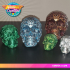 Fancy Skull 2 - FREE! (Low Res) image