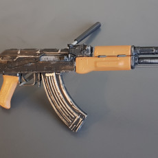 Picture of print of AKM