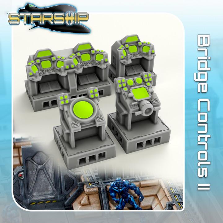 Bridge Controls II