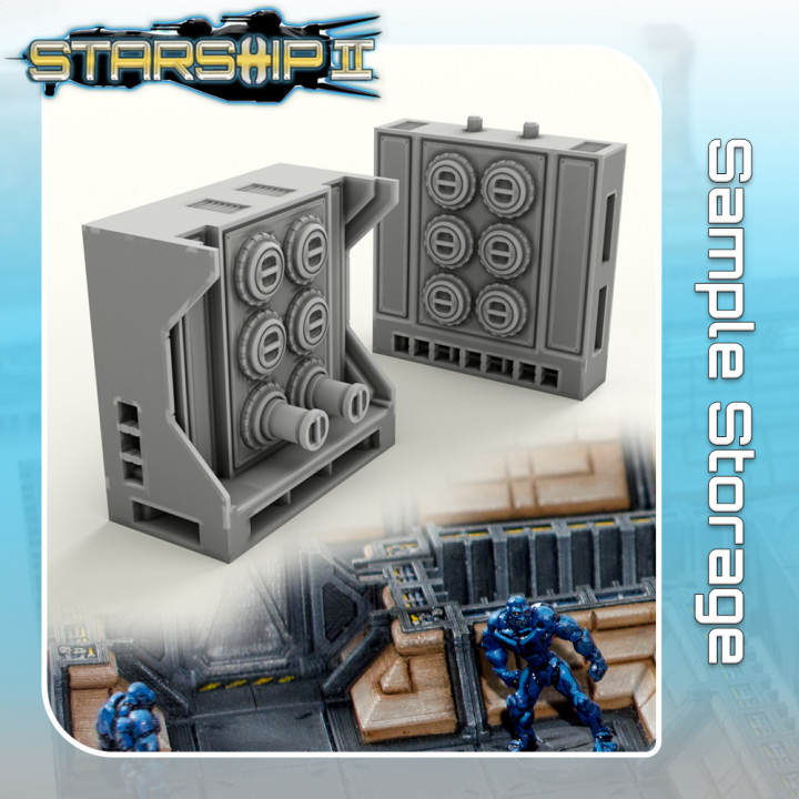 Sample Storage