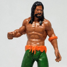 Picture of print of Aquaman DC Comics Two hands