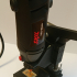 A desk drill press for a rotary tool (Dremel-like) image