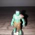 Frankenstein's Monster print image