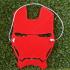 Ironman  mask. image