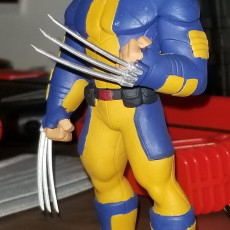 Picture of print of Wolverine Fan art