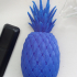 Pineapple Half for mounting to a picture frame, etc.. image