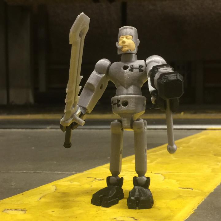 Robot -Z 31 JAN 2015 -Version 2 -MMU
