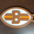 Cleveland Browns Logo Keychain image