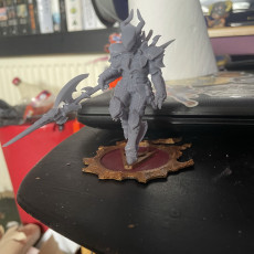 Picture of print of Fantasy final Dragon