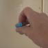Utility Cabinet Meter Square Keys image