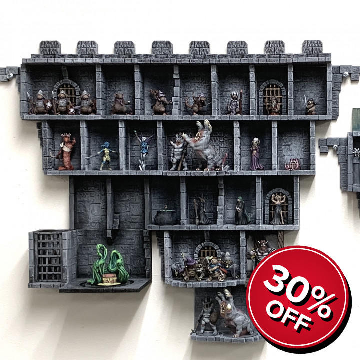 Wallhalla: Fantasy Stonework