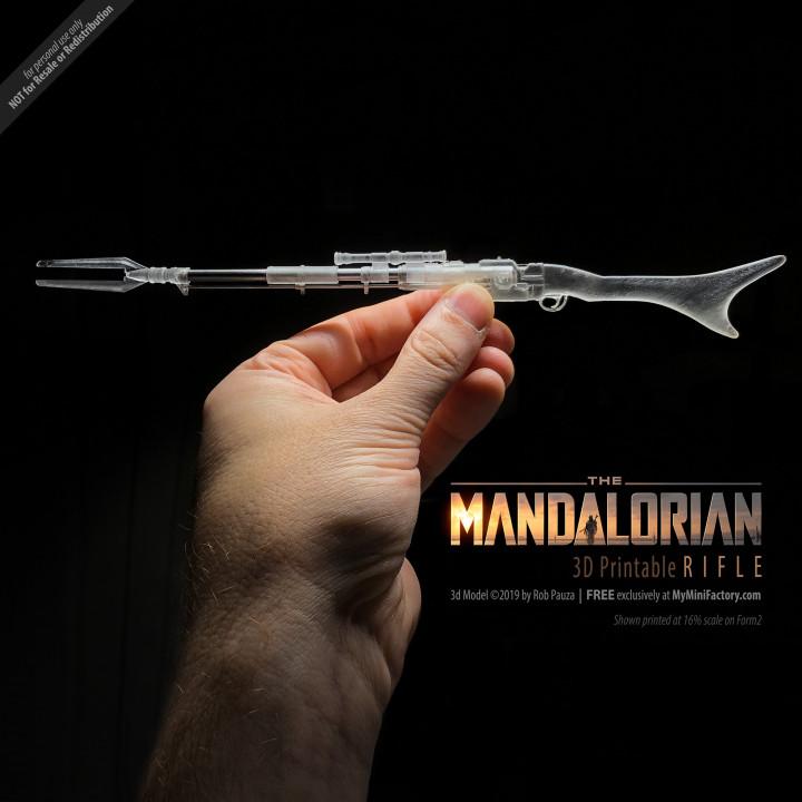 Mandalorian Rifle