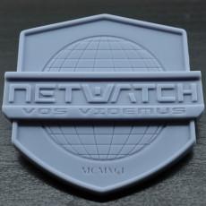 Cyberpunk 2077 - NetWatch Badge