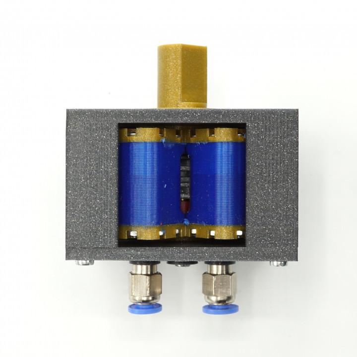 R-66 Pneumatic rotary engine