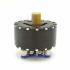 Pneumatic rotational stepper motor: R-64 image