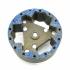 R-64 Pneumatic rotational stepper motor image
