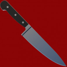 Halloween 2018 Knife