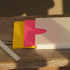 Post it holder image