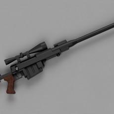 Fallout New Vegas Anti-Material Rifle
