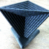 Tetrahedron Table Decoration image