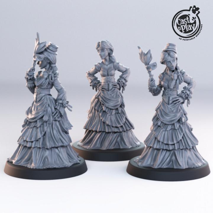 Female Nobles