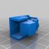 Model Diesel Engine Starter Anti-clockwise power turn using Clock Mainspring image