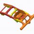 RC4WD Trailfinder 2 Mojave LWB Chassis Stretch image