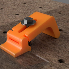 CNC Clamp 2mm to 18mm