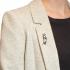 Meerkat brooch image