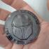 The Mandalorian Coin print image