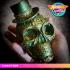 Steam Skull image