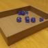 Foldable Dice Tray image