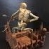 Skeleton Mob - D&D Miniature print image