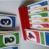 UNO playing card holder image