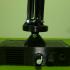 60 watt lamp with 10 watt satelite image