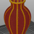 Gyroid Vase inspired by Matt´s Hub image