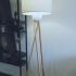 Lamp with clap sensor image