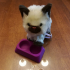 """Pet dish for 18"""" doll pets image"""